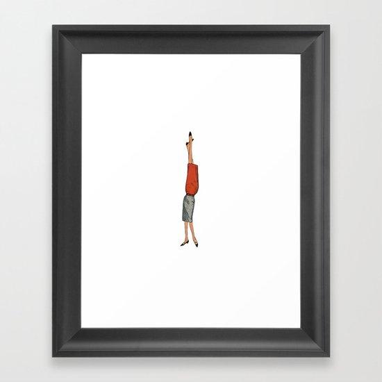 Reversible Framed Art Print