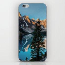 Moraine Lake Canada iPhone Skin