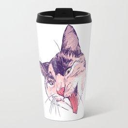 Wassup Calico Kitty! Travel Mug