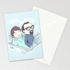 PeeWee & Mickey Stationery Cards
