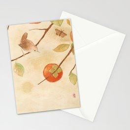 Winter Wren Stationery Cards