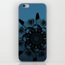 Cirsium 'Taurus' iPhone Skin