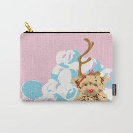 Merry Grinchmas Carry-All Pouch