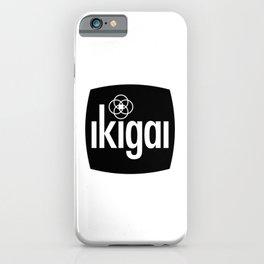 Ikigai 2 iPhone Case