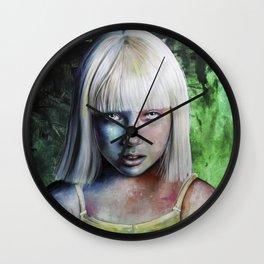 Maddie Chandelier Wall Clock