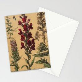 Naturgeschichte des Pflanzenreichs, Eßlingen 1870 Stationery Cards