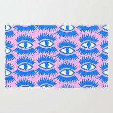 Bold Eyes II Rug