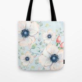 Summer Flowers #society6 #buyart Tote Bag