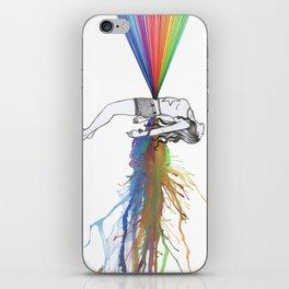 I Am Colour iPhone Skin