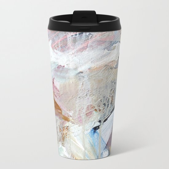 Palette No. Nine Metal Travel Mug