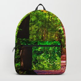 Walk on the Wild Side Backpack