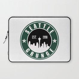 Seattle Grunge Laptop Sleeve