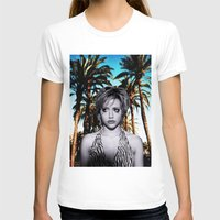clueless T-shirts featuring Brittany Murphy  by VANN DESIGNS