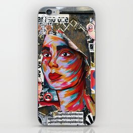 Urban Wall iPhone Skin