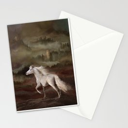 Storybook Stallion Stationery Cards