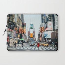 New York Bustle Laptop Sleeve