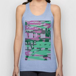 green adventure Unisex Tank Top