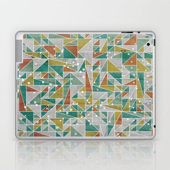 Shapes 008 ver. 2 Laptop & iPad Skin