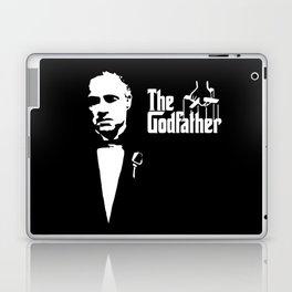 CLASSIC GODFATHER GANGSTER Laptop & iPad Skin