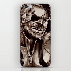 Big Boss iPhone & iPod Skin