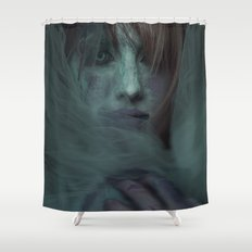 I For One Hope The Plague Comes In Pretty Colors Shower Curtain