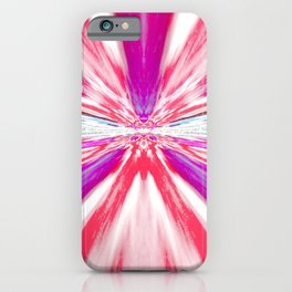 Inter Pink iPhone Case