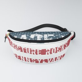 Made in Picture Rocks, Pennsylvania Fanny Pack