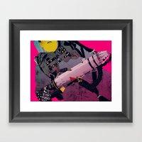 Ghostbusters 2 Framed Art Print