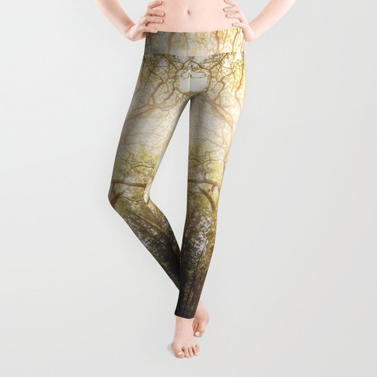 I found a tree in the forest Leggings