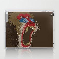Mandrillus sphinx Laptop & iPad Skin