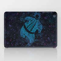astronaut iPad Cases featuring Astronaut by Colin Lawler