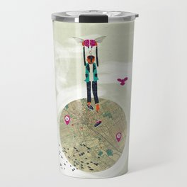 Imagination Travel Mug