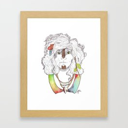 Maureen Framed Art Print