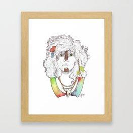Maureen Framed Art Print