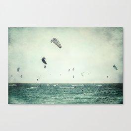 Tarifa beach Canvas Print