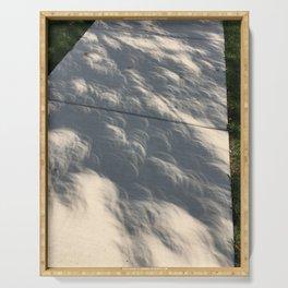 Moon Shadows Serving Tray