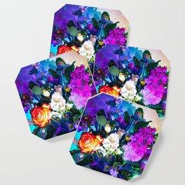 Disco Bouquet I Coaster