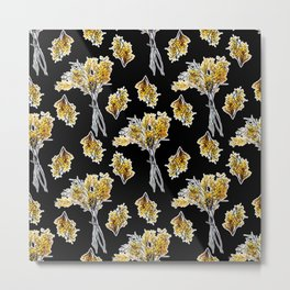 Beautiful Australian native Floral Print Metal Print