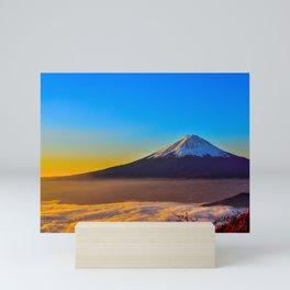 Magnificent Mount Fuji Mini Art Print