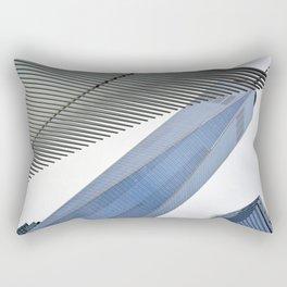 Towering Over Rectangular Pillow
