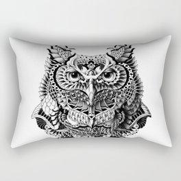 Century Owl Rectangular Pillow