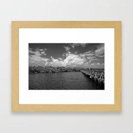 Attraversiamo Framed Art Print