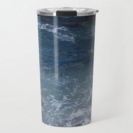 Rough Waters Travel Mug