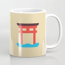 Japan Torii Coffee Mug