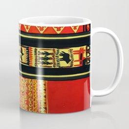 The Great Nagas Of India Coffee Mug