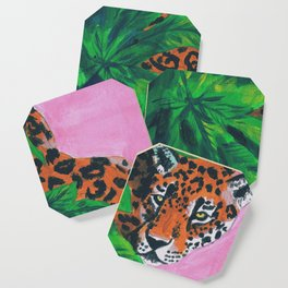 Jungle cat Coaster