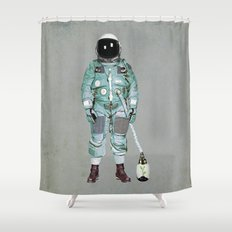 Life supply Shower Curtain