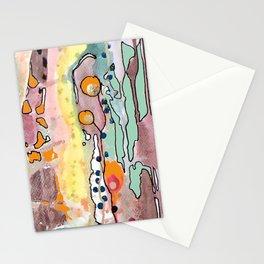 fille de joie Stationery Cards