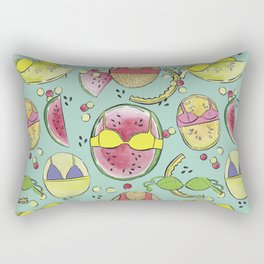 Melons Rectangular Pillow