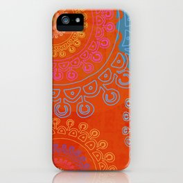 BE EXACTLY WHO YOU ARE iPhone Case
